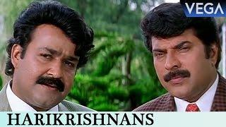 Harikrishnans Malayalam Full Movie || Mohanlal, Mammootty, Juhi Chawla || Fazil