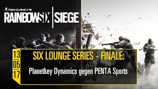 Lounge Series - Finale - 13.05.2017 - Tom Clancy