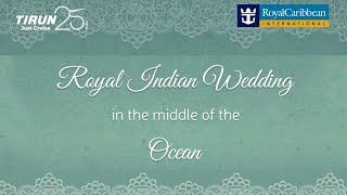 Luxury Wedding OnBoard The Mariner of the Seas