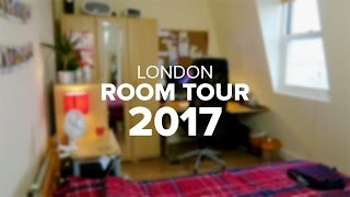 London Room Tour 2017 | Cambridge Graduate