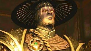 Mortal Kombat X - All Cutscenes Movie [FULL]