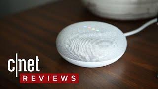 Google Home Mini review: Great speaker that won't kill the Echo Dot