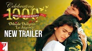 Dilwale Dulhania Le Jayenge | Official Trailer | Shah Rukh Khan | Kajol