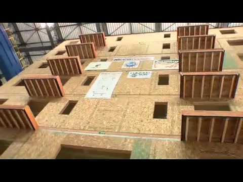 Making Buildings Better Withstand Earthquakes Science Nation