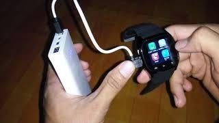 Unboxing Smart Watch COGNOS M26 (Flash Sale Shopee)
