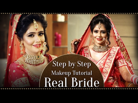 Xxx Mp4 Real Bride Make Up Step By Step Indian Asian Bridal Makeup Tutorial Bollywood Style Makeup 3gp Sex