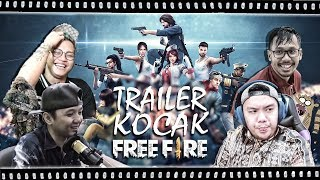 Trailer Kocak - Free Fire (Feat PUBG Mobile)
