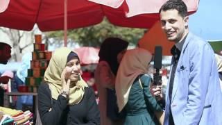سؤال الشارع _ بمناسبة يوم المرأه العالمي #غزة فلسطين l محمود شراب l