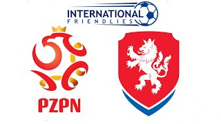 FIFA 19 POLAND VS CZECH REPUBLIC INTERNATIONAL FRIENDLY
