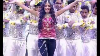 Subhashree Ganguly in Mon Mane Na Concert 2012 [STI EXCLUSIVE]