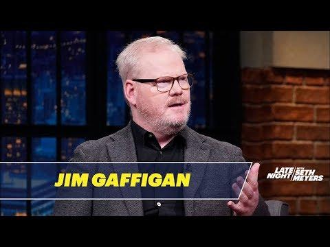Xxx Mp4 Jim Gaffigan Told Jokes About His Wife S Brain Tumor 3gp Sex