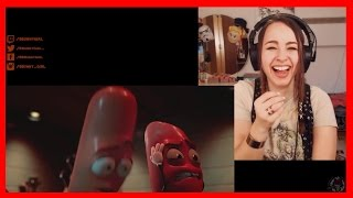 Sausage Party   Official Red Band Trailer [2016 HD] REACTION!!!