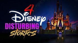4 Disturbing Disney Stories - Disney Creepypasta & True Horror Stories