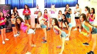 Chapiadora KIDS - Reggaeton by Camila Hidalgo / Dance is convey (HD)