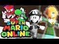 Download Video Download Metall- & Unsichtbarkeits-Hut! | 08 | Super Mario 64 Online 3GP MP4 FLV