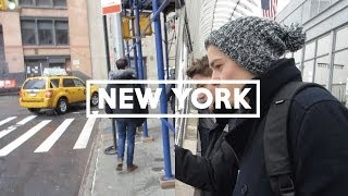 A Day In New York