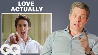 Hugh Grant Reviews His Most Iconic Movie Roles | GQ