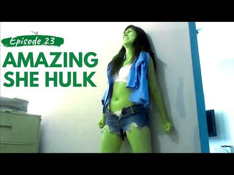 AMAZING SHE HULC EPISODE 23 Season 1