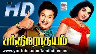 chandrodayam movie   MGR ஜெயலலிதா நடித்த சந்திரோதயம் ஒரு பெண் போன்ற இனிய பாடல்கள் நிறைந்த படம்