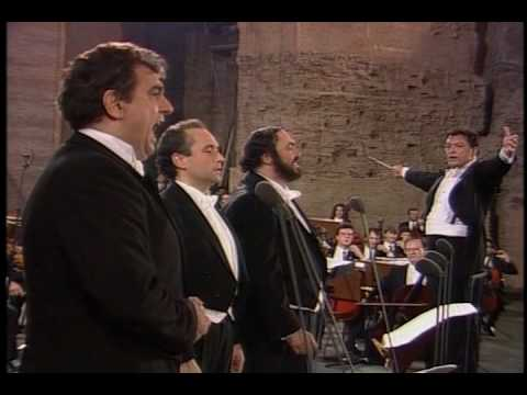 MEDLEY (HQ) Pavarotti - Domingo - Carreras  The Three Tenors