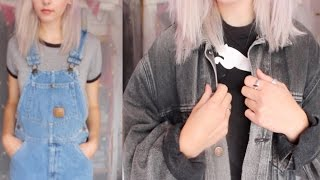 Clothing Haul + Try On: Thrift Store/Charity Shop