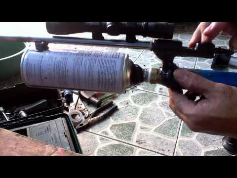 home made airgun