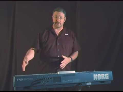 Korg PA800 Professional Arranger Keyboard