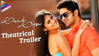 Abbayitho Ammayi Telugu Movie | Theatrical Trailer | Naga Shaurya | Pallak Lalwani | Ilayaraja
