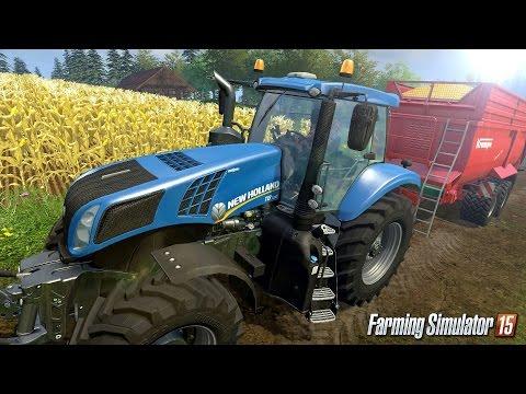 watch Farming Simulator 2015 # Sposób na szybki zarobek
