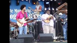 Video by Sodafixer Selwyn Birchwood with Kingfish Ingram Boogie 2016