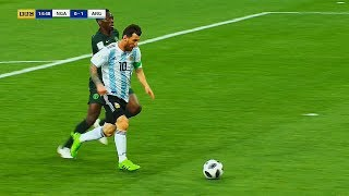 The LIE about WEAK RIGHT Foot of Lionel Messi   HD  