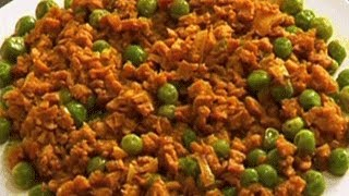 Dry Soya Peas Recipe