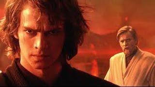 Revenge of the Sith (PS2) Alternate Ending - Anakin Kills Obi-Wan