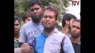 Bangaladeshi man arrested on suspicion of human trafficking