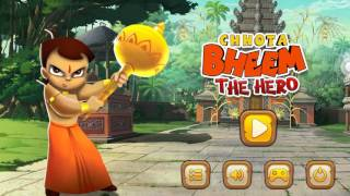 Chhota Bheem |The Hero | exciting game| Challenge 3