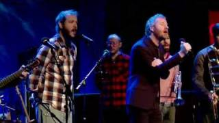 The National & Bon Iver perform