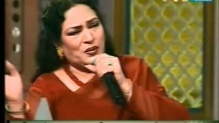 Tasawar Khanum - Agar Tum Mil Jao Zamana Chor Denge Hum [Mehfil E Shab] PTV