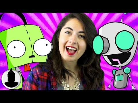 The Invader Zim Theory - GIR Is The Genius? - Cartoon Conspiracy (Ep. 80) @ChannelFred