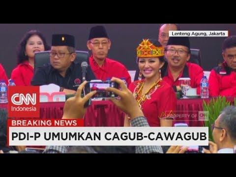 Xxx Mp4 Megawati Usung Karolin Anak Gubernur Kalbar Tarung Di Pilkada 3gp Sex