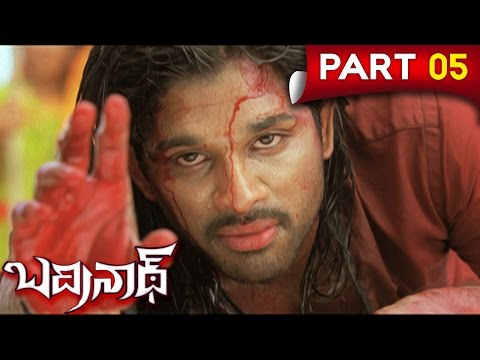 Download Badrinath Telugu Full Movie || Allu Arjun, Tamanna || Part 5