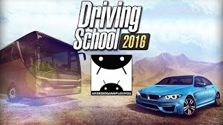 Driving School 2016 Android GamePlay Trailer (By Ovidiu Pop) [Game For Kids]
