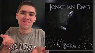 Jonathan Davis-Black Labyrinth Album Review