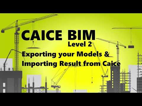 Exporting Your Models & Importing Results From Caice
