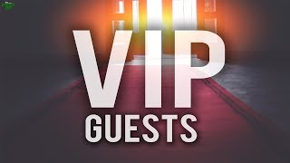VIP GUESTS ON THE DAY OF JUDGEMENT