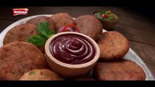National Shammi Kabab | Recipe Mixes | National Foods