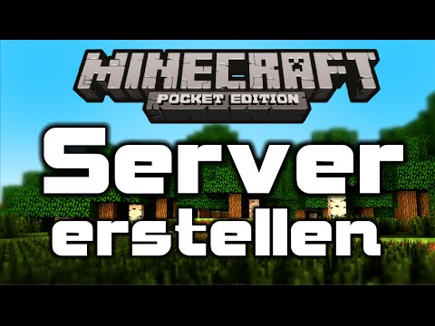 Minecraft PE Server Erstellen PlayItHub Largest Videos Hub - Minecraft server erstellen pe ios