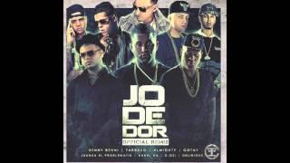 Benny Benni - Jodedor (Remix) ft. Farruko, Anuel AA, Juanka, D. Ozi, Gotay, Almighty y Delirious