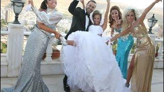 صور حصرية لقصي خولي وزوجته