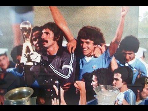 Final Mundialito 1980 Brasil vs Uruguai