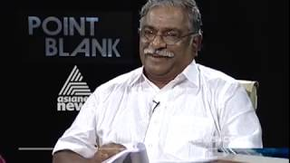 ചാരക്കേസിന് ഒരു മറുപുറമുണ്ടോ    Former Police officer S Vijayan   Point Blank 19 SEP 2018